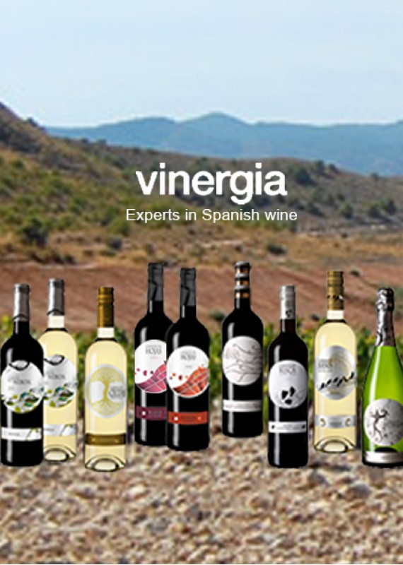 Vinergia - experts in Spanish wine