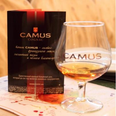 Golden autumn with CAMUS…