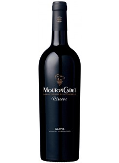 Mouton Cadet Reserve Graves Rouge