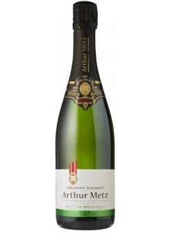 Игристое вино А.Metz Cremant AOP Bio (А.Метц Креман AOP Био)