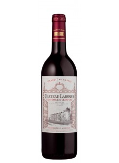 Вино Chateau Laroque Saint Emilion Grand Cru (Шато Лярок Сэнт Эмильон Гранд Крю)
