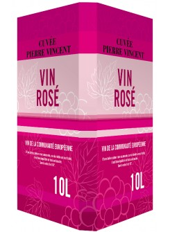 Cuvee Pierre Vincent Vin Rose