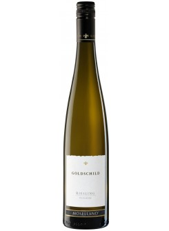 Moselland Goldschild Riesling Qualitätswein Feinherb