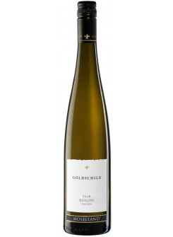 Moselland Goldschild Riesling Qualitätswein Trocken Saar