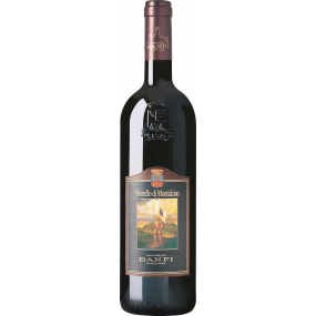 Wine series Castello Banfi