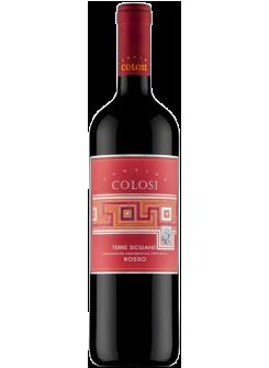 Cantine Colosi Rosso IGP Terre Siciliane